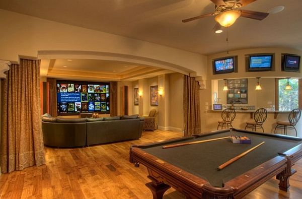 Make the living room or play area in the basement cool for Living room ideas quiz
