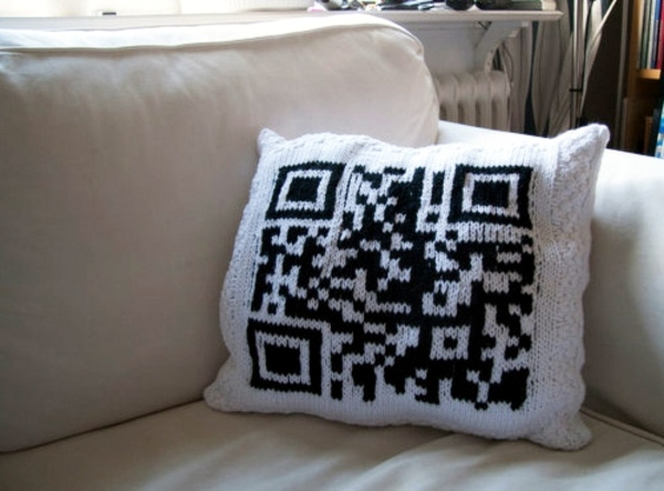 Designer Sofa Cushion For Geeks And Tech Lovers