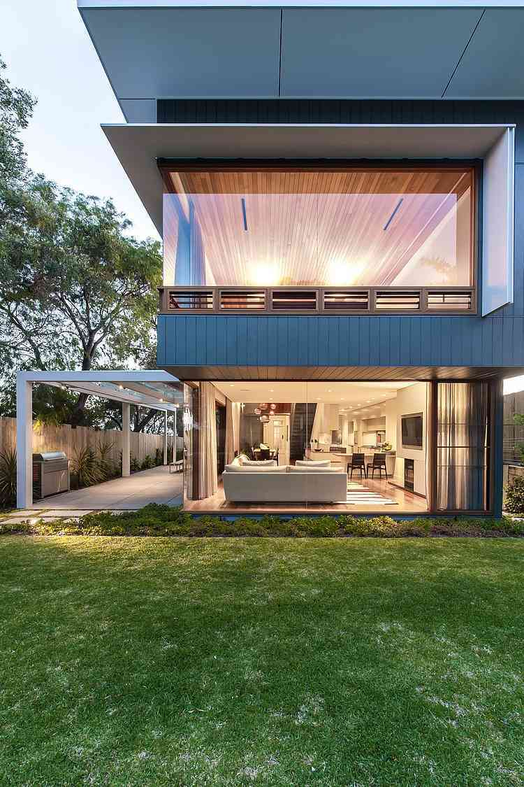 ^ - modern house in Sydney Interior Design Ideas VSO.OG