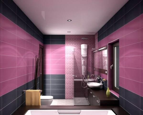 Altrosa as wall color fresh color design Interior Design Ideas