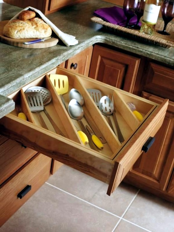 Charming Einrichtungsideen   Kitchen Drawer Dividers   Organize Your Kitchen  Equipment!