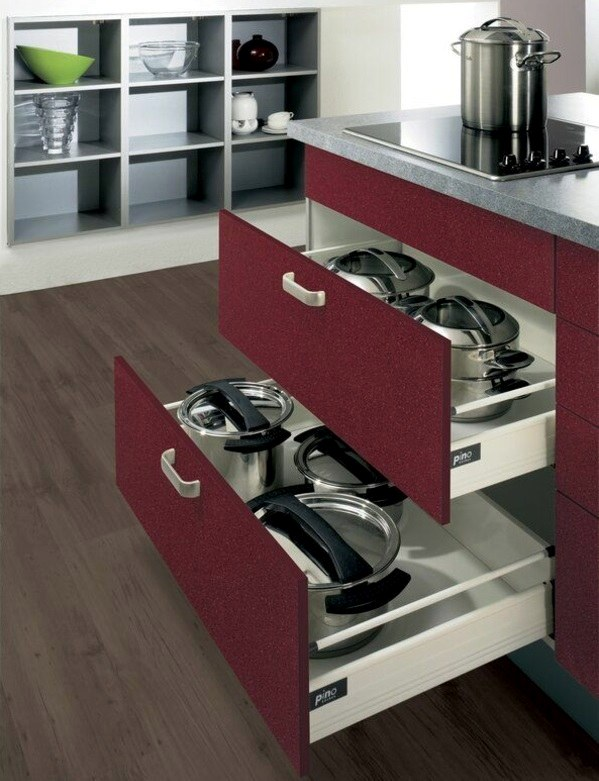 kitchen drawer design ideas. kitchen drawer layout is practical and personalized design ideas a