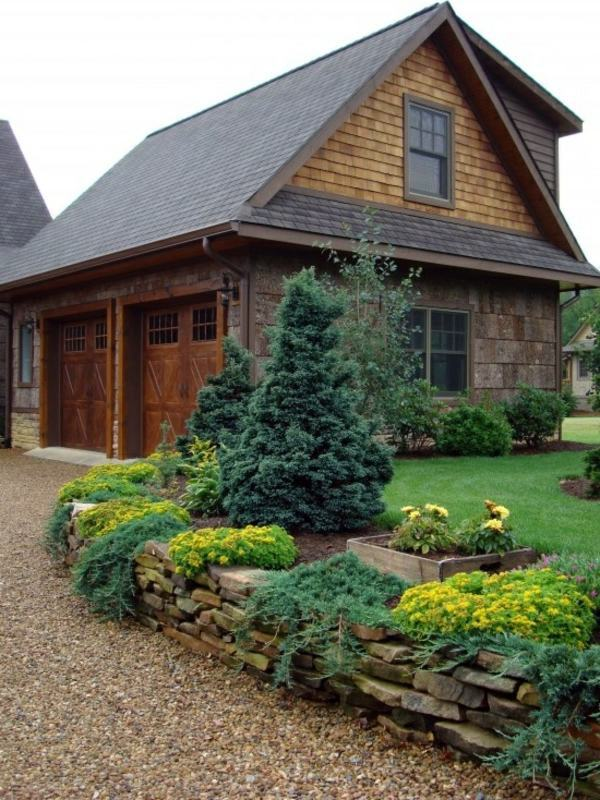 garten und landschaftsbau landscaping with gravel and stones 25 garden ideas for you - Garden Design Using Stones