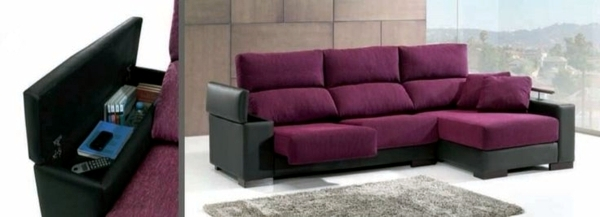 Designer Lounge Möbel chaise lounge sofa comfortable lounge furniture interior design