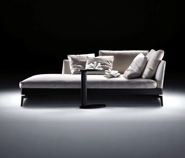 Chaise lounge sofa comfortable lounge furniture Chaise design confortable