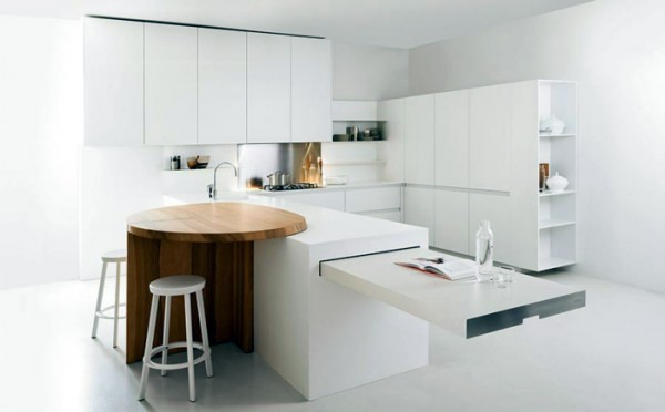 Setting up small kitchen modern kitchen solutions for Kitchen design solutions