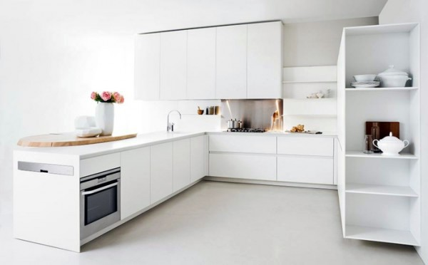 Setting up small kitchen modern kitchen solutions for Small kitchen setting ideas