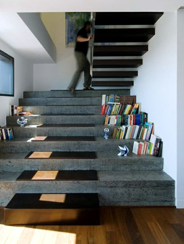 Made Of Wood 20 Wonderful Design Ideas For Staircase
