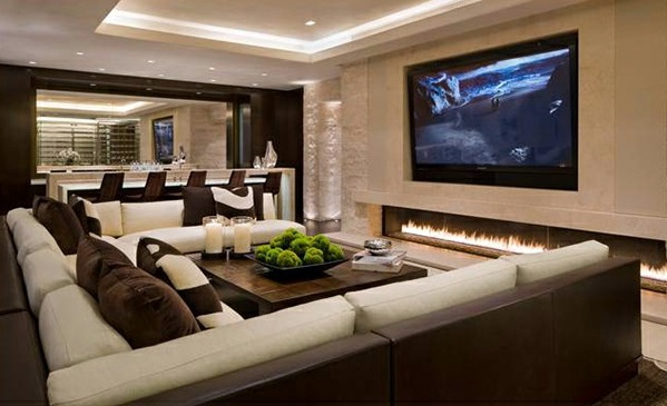 ... 15 Modern, Chic Living Room