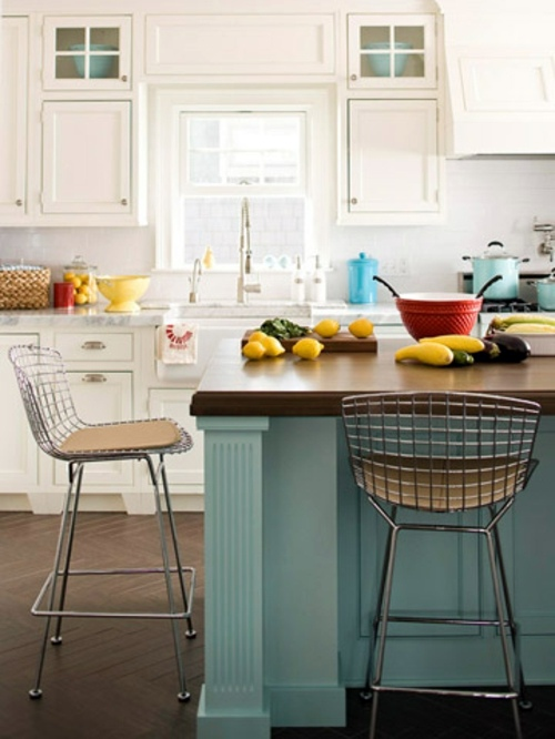 Küche - Wonderful ideas for kitchen island with seats