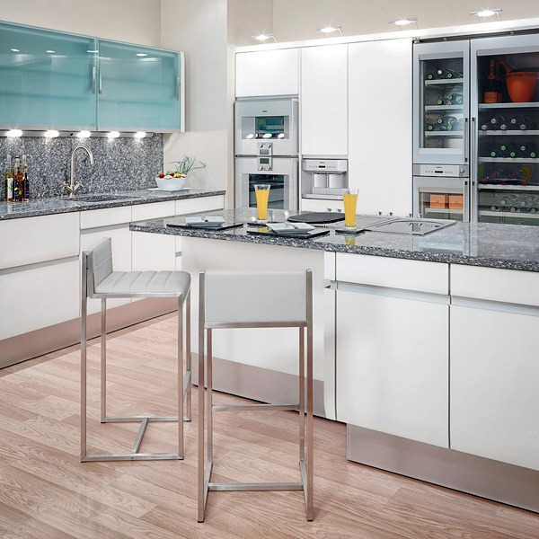 Choose Fresh Kitchens Cool Colors