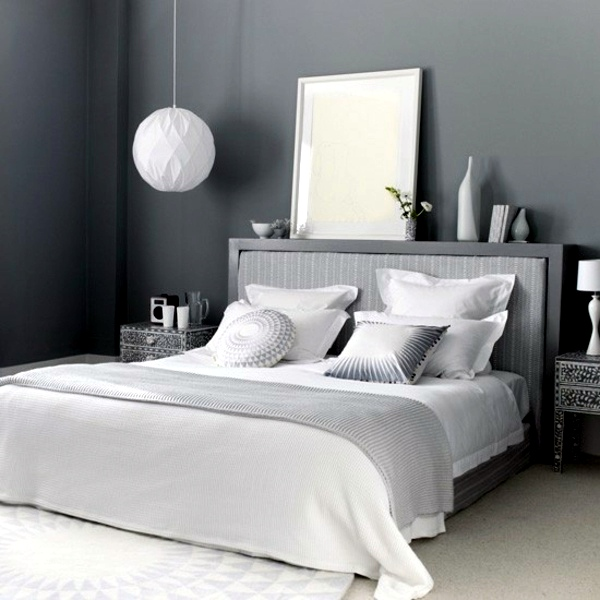 Grayscale Bedroom Completely Customize