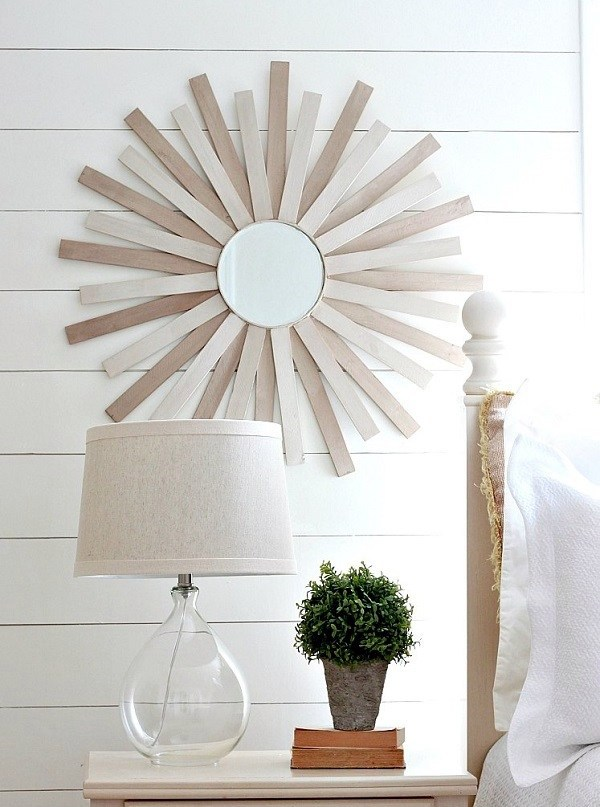 Cool Mirror Designs cool diy mirror – very sophisticated but affordable | interior