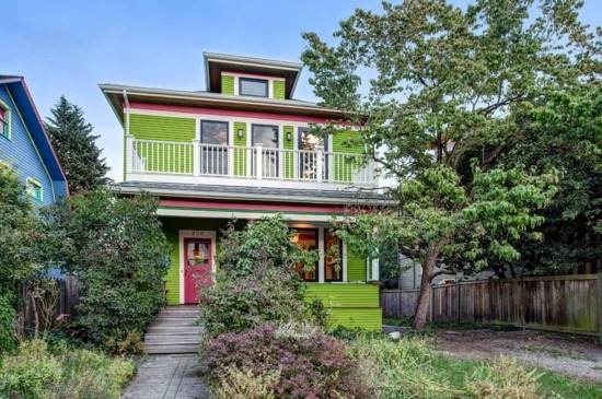 Old House To Renovate An Inspiring Example From Seattle