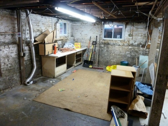 The Basement Before The Renovation Old House To Renovate   An Inspiring  Example From Seattle,