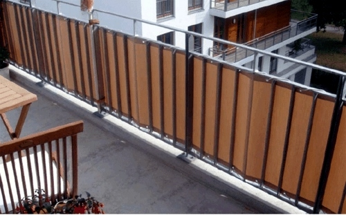 Balcony View Protection Protect Yourself From Prying