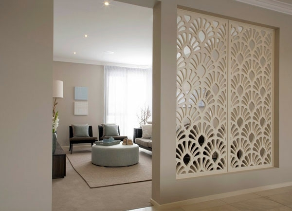 Flowering Create Harmony At Home   Suggestions For Room Dividers And  Partition