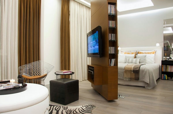 ... Create harmony at home - suggestions for room dividers and partition