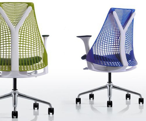 modern cool desk chair design – we get back to work | interior