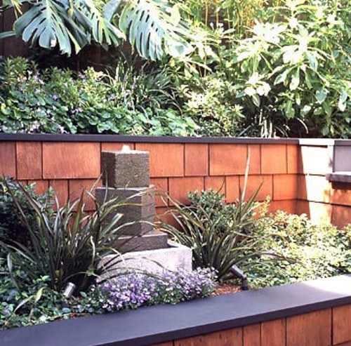 Tips for great landscape on small garden area interior for Garden design in small area