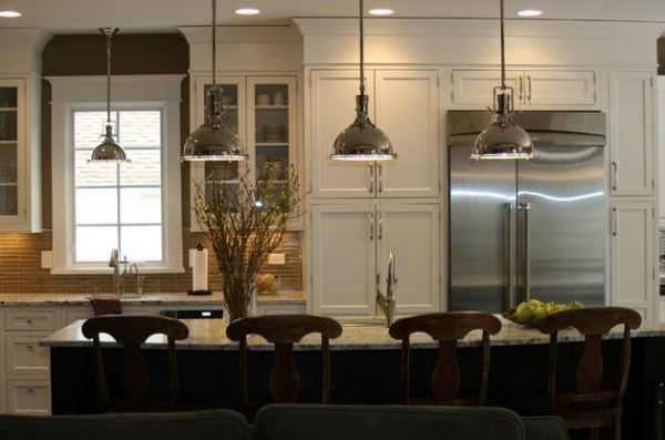 ... 55 Beautiful cool pendant lights in the kitchen - chic designer lighting  ...