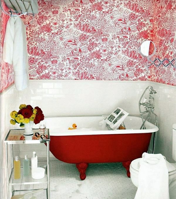 Badeinrichtung - Colored Bathtubs Ideas for modern bathroom