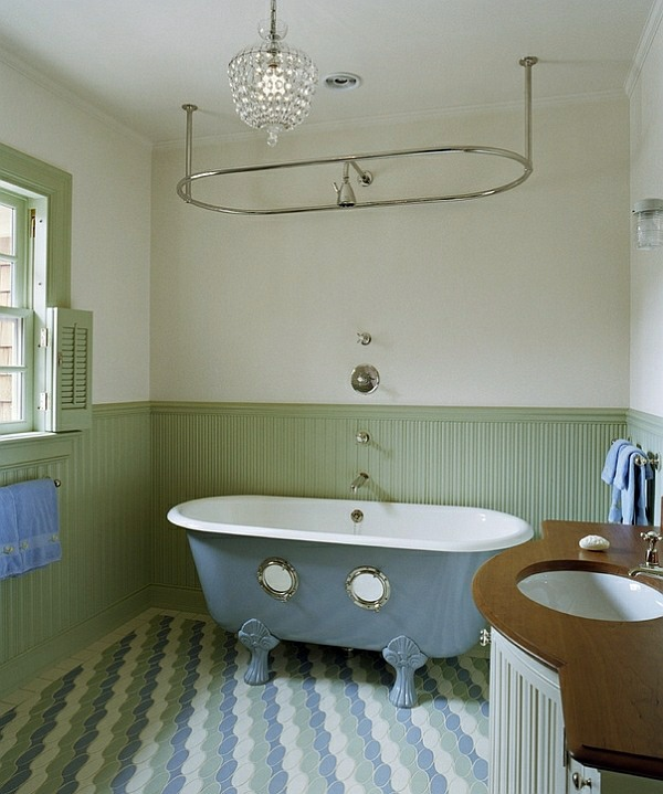 Colored Bathtubs Ideas for modern bathroom