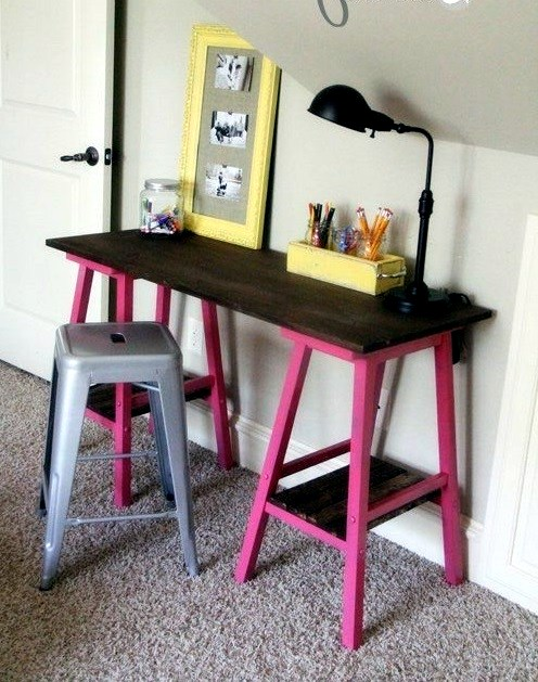 Diy office table Personal Office Build Desk Itself 22 Exceptional Diy Office Tables Filiformwartorg Build Desk Itself 22 Exceptional Diy Office Tables Interior