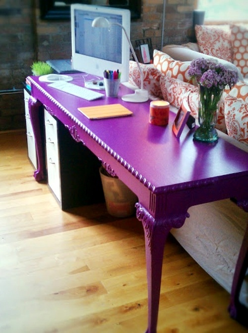 Build Desk Itself 22 Exceptional Diy Office Tables