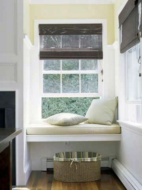 21 suggestions for cozy and comfortable sitting area by for Sitting window design