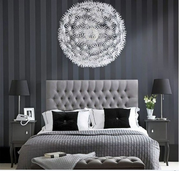 Schlafzimmer   15 Unique Bedroom Ideas In Black And White