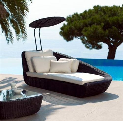 Charming Braided Outdoor Furniture Guarantee Full Enjoyment Of Outdoor