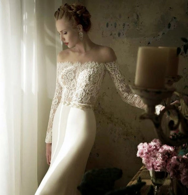 Wedding dresses 2014 bridal fashion of lihi hod for Lihi hod wedding dress