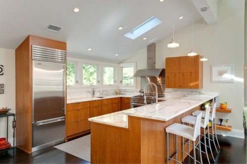... A Flexible Kitchen Design   Open Floor Plan With A  Part 95