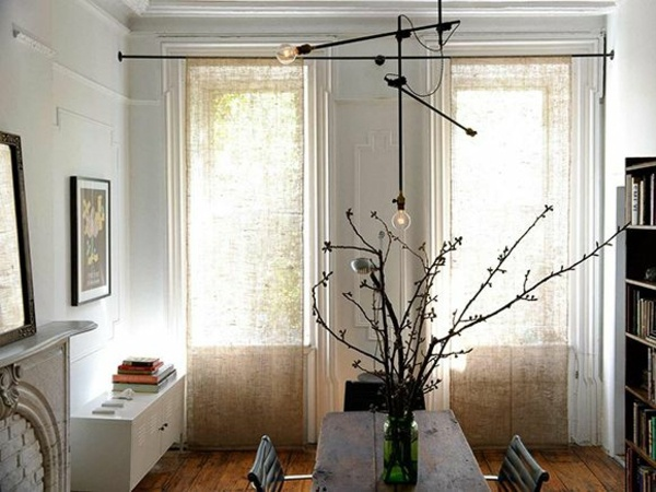 50 modern curtains ideas – practical design window | Interior Design ...