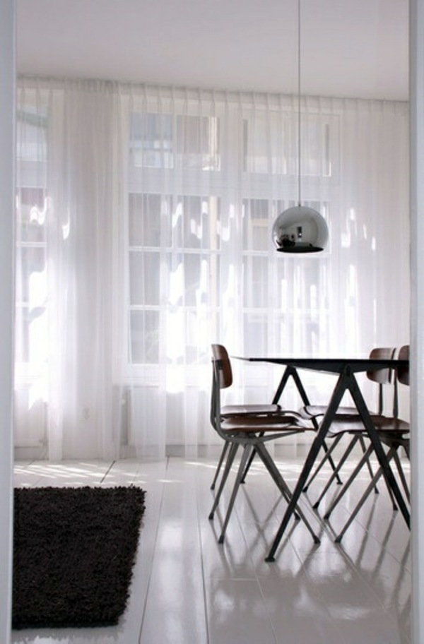 50 Modern Curtains Ideas