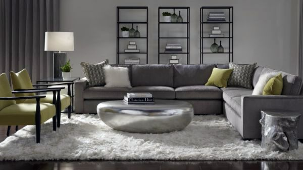 Coffee Tables And Stylish Decoration In Natural Look