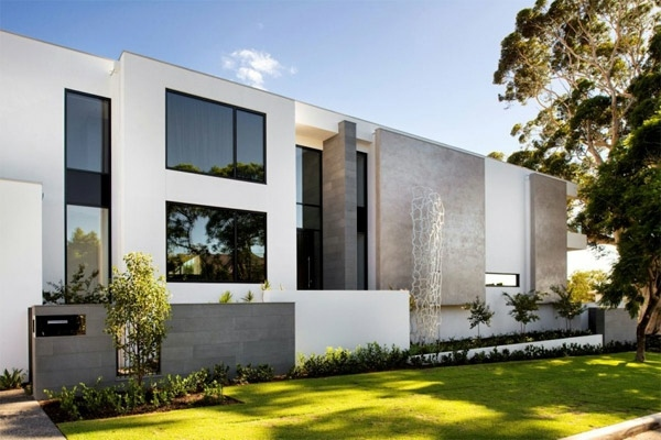 Modern house pictures australia House modern