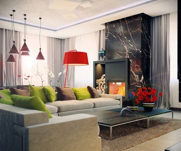 Residential interior design ideas trends 2014 interior for Residential interior design ideas