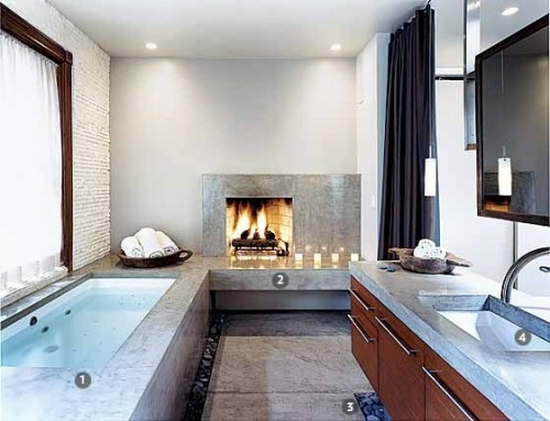 25 Bathroom designs with built-in fireplaces – romantic atmosphere on bathroom designs with double vanities, bathroom designs with linen closet, bathroom designs with laundry, bathroom designs with vessel sinks, bathroom designs with garden tubs, bathroom designs with whirlpool tub, bathroom designs with shower, bathroom designs with dark hardwood floors, bathroom designs with tile, bathroom designs with lots of windows, bathroom designs with washer and dryer, bathroom designs with granite, bathroom designs with oak cabinets, bathroom designs with wood cabinets, bathroom designs bedroom, bathroom designs with dormers, bathroom designs with pool house, master bathroom with fireplace, bathroom designs with white cabinets, bathroom designs jacuzzi,