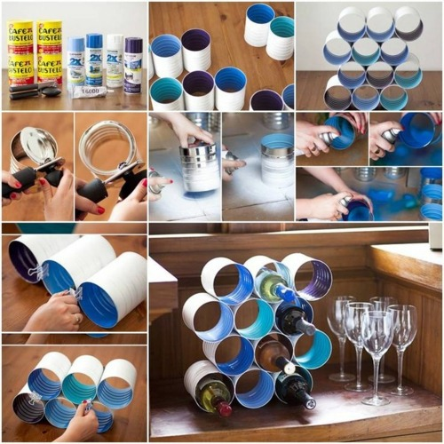 Steps Craft Ideas As You Could Easily Build A Wine Rack