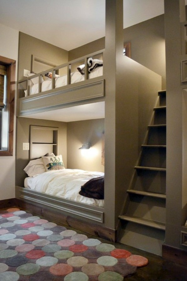12 charming bed for your bedroom in the attic | Interior Design ...