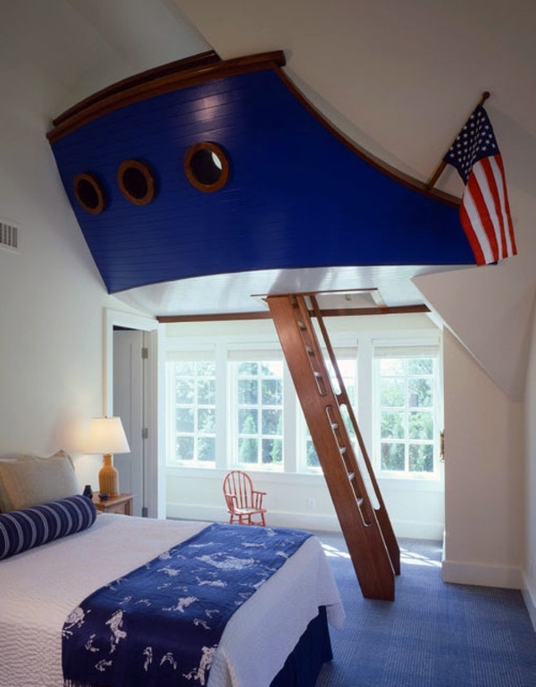 ... 12 charming bed for your bedroom in the attic