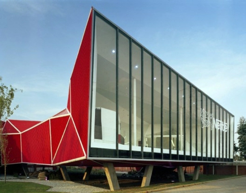 mexico city mexico 15 spectacular building designs where origami meets modern architecture - Modern Architecture Mexico
