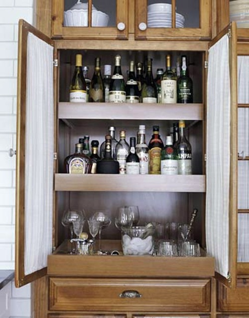 Storage Wine Useful Ideas For The Drinks Bar At Home