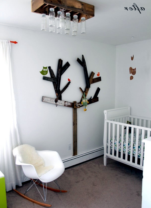 Creative Ideas For The Nursery Interior Design Ideas