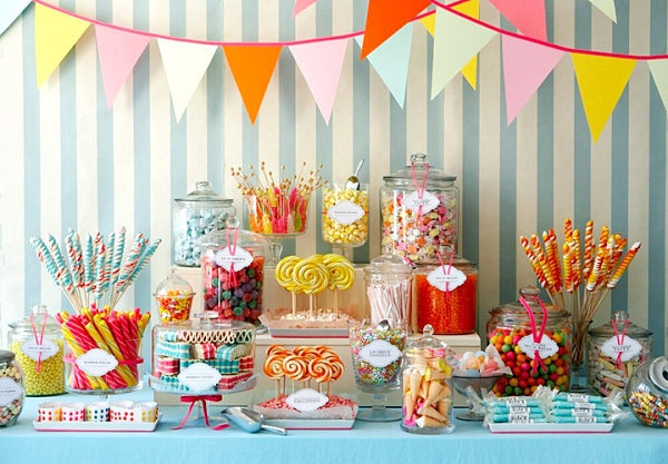 festive spring table decoration the 10 best party decoration ideas - Party Decorating Ideas