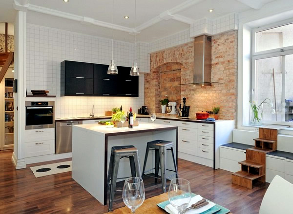 Scandinavian kitchen style ideas interior design ideas avso org - Great swedish kitchen design ideas for your home ...