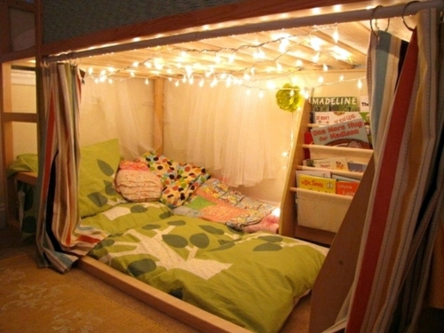 An Atmosphere Of Comfortable Tent Original Beds Design Your New Bed