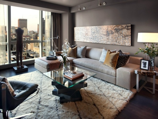Cool interior design ideas that transform your home in the city in ...
